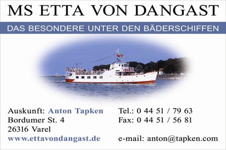 Etta von Dangast